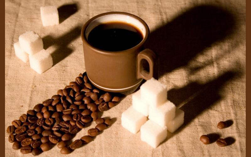 Волшебный кофе