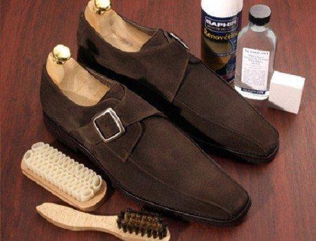 f9deed8c3 Уход за замшевой обувью - как чистить обувь из замши